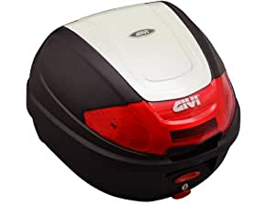 GIVI(ジビ) モノロックケース(トップケース) パールホワイト E300N2B912 76880