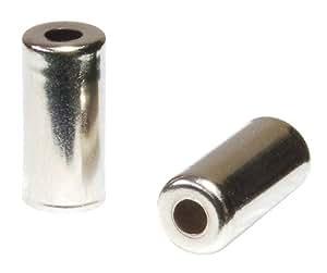 ALLIGATOR(アリゲーター) ブレーキ用アウターキャップ 3個入 Φ5mm用 LY-HPB07-S シルバー
