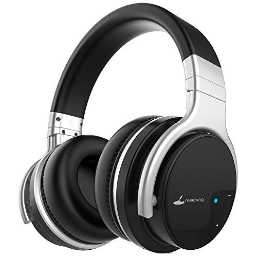 b45fc26610 Meidong 密閉型 Bluetooth ヘッドホンき 高音質 30時間再生 ブルートゥース ヘッドセット ワイヤレス ヘッドフォン