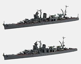 フジミ模型 1/700 特シリーズNo.91 日本海軍軽巡洋艦 阿賀野/能代 選択式キット