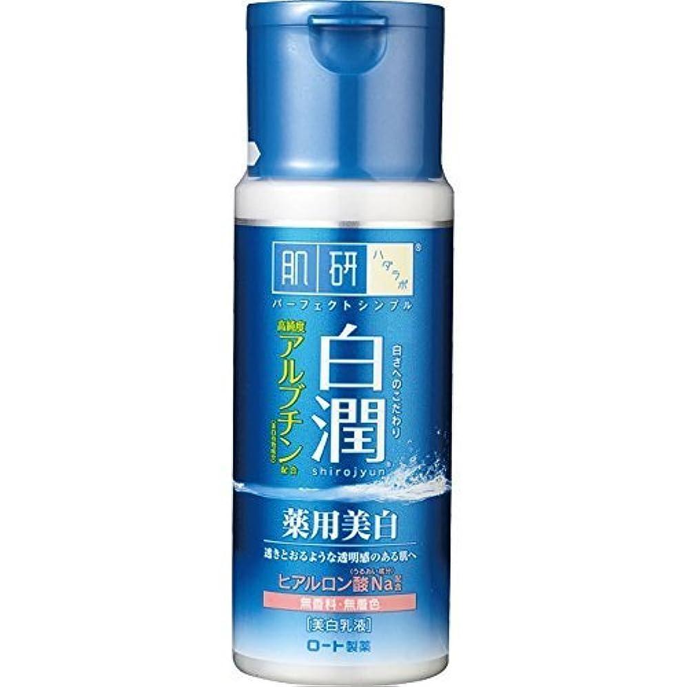 と壁紙によって肌研(ハダラボ) 白潤 薬用美白乳液 140mL【医薬部外品】
