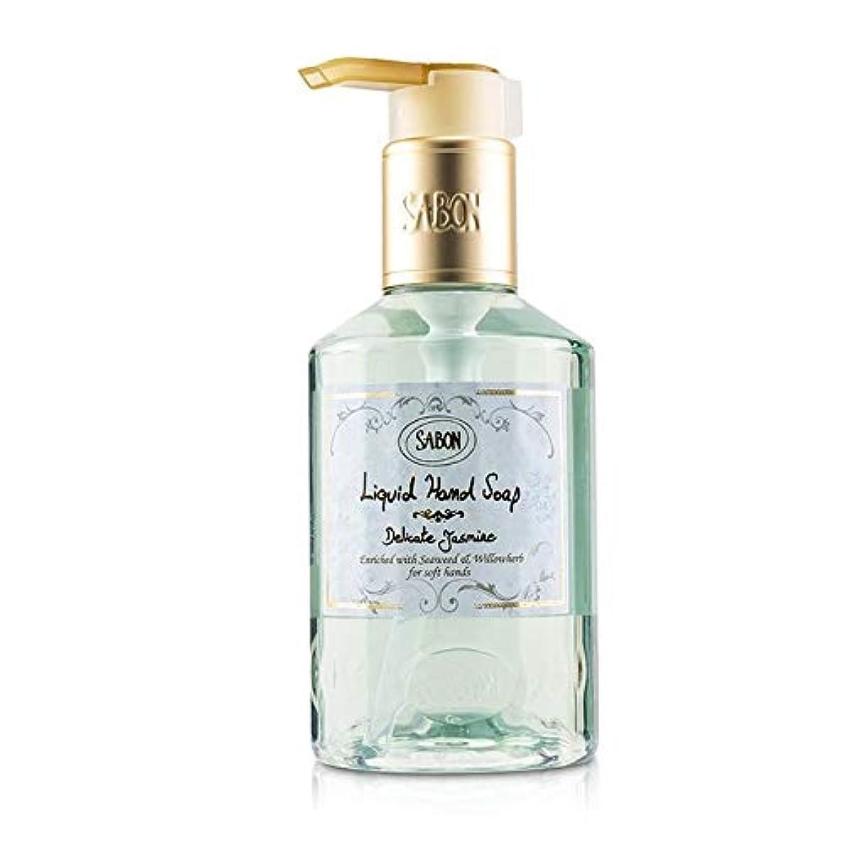 プランター必需品四分円サボン Liquid Hand Soap - Delicate Jasmine 200ml/7oz並行輸入品