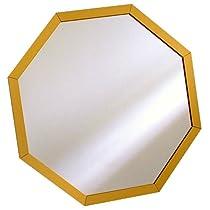 パラデック Octam 八角形 スタンド&ウォールミラー S ゴールド OCM-20GD