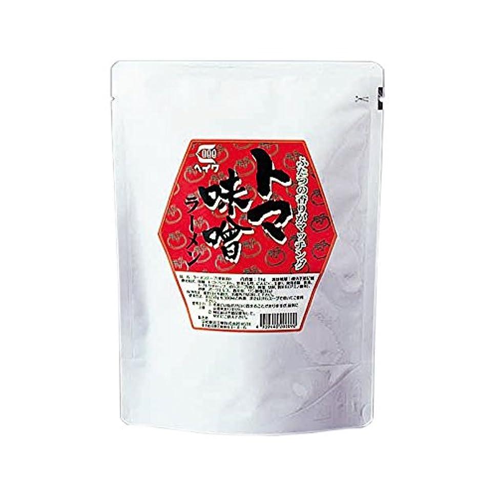 粒ウィザード大事にする平和食品工業 トマ味噌ラーメンスープ 1kg袋×10