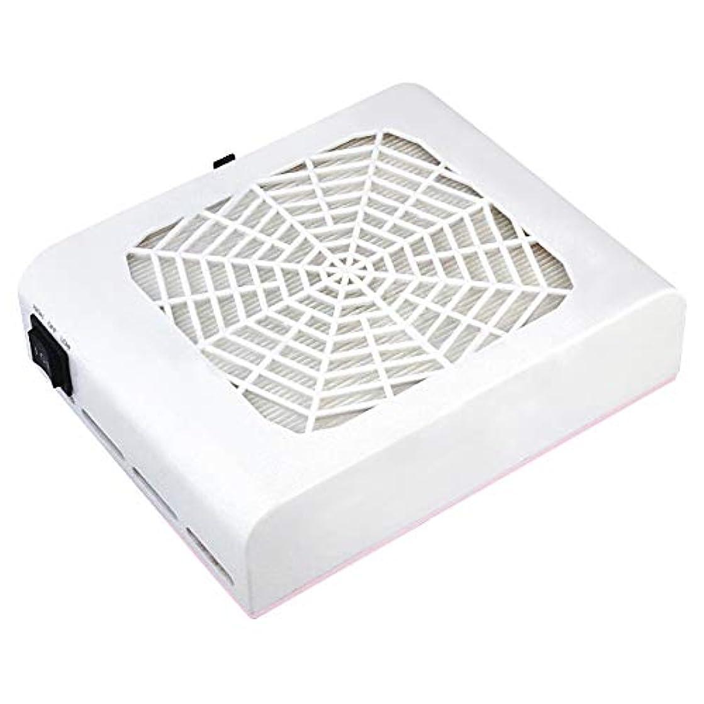 申請者購入個人ビューティーネイラー 2スピード デスクトップ集塵機 2DT-1
