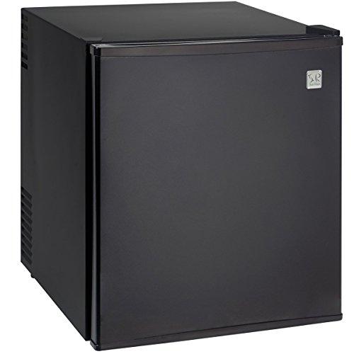 Sun Ruck (サンルック) 冷庫さん 冷蔵庫 小型 48L ワンドア ペルチェ方式 1ドア 右開き ブラック