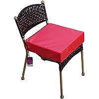 Lalawow お食事クッション ベビー用チェアクッション 椅子クッション 防水オックスフォード製
