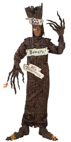Haunted Tree Costume Haunted Tree Costume お化けツリーの大人用コスチューム♪ハロウィン♪サイズ:Standard One-Size