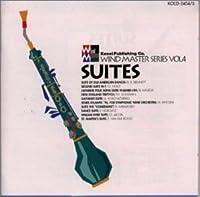 Tokyo Kosei Wind Orchestra - Wind Master Series, Volume 4: Suites by TOKYO KOUSEI WIND ORCHESTRA (1998-12-23)