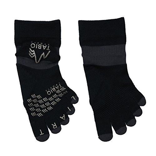 [Tabio]タビオ オールウェザードライ5本指ソックス スポーツソックス ランニングソックス 靴下 23~25cm