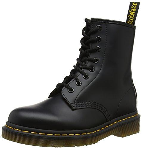 [ドクターマーチン] ブーツ Dr.Martens 1460 8ホール Smooth 10072004 ブラック UK 8(27 cm)