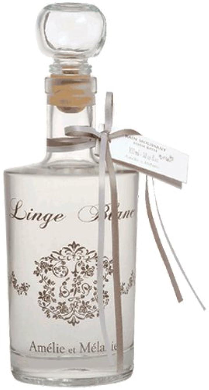 防ぐ船尾野心Amelie et Melanie(アメリー&メラニー) Linge Blanc(リネンブランシリーズ) ボディウォッシュ 300ml 3420070207067