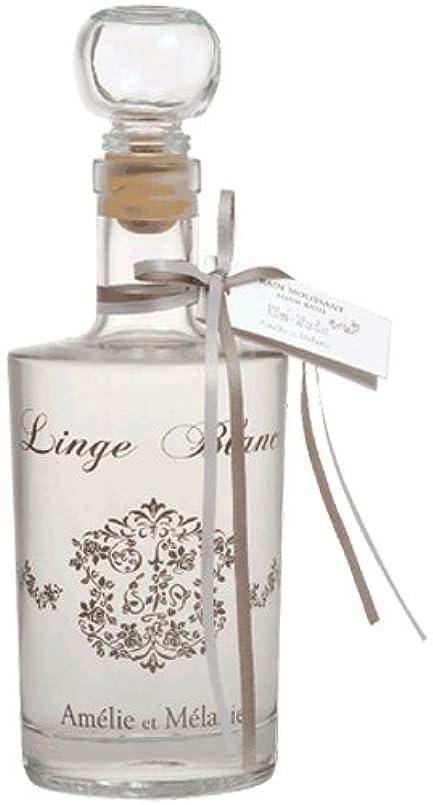 司法眠り邪悪なAmelie et Melanie(アメリー&メラニー) Linge Blanc(リネンブランシリーズ) ボディウォッシュ 300ml 3420070207067