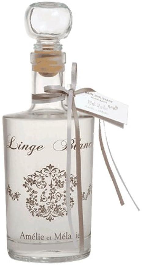 アルプス知覚発動機Amelie et Melanie(アメリー&メラニー) Linge Blanc(リネンブランシリーズ) ボディウォッシュ 300ml 3420070207067