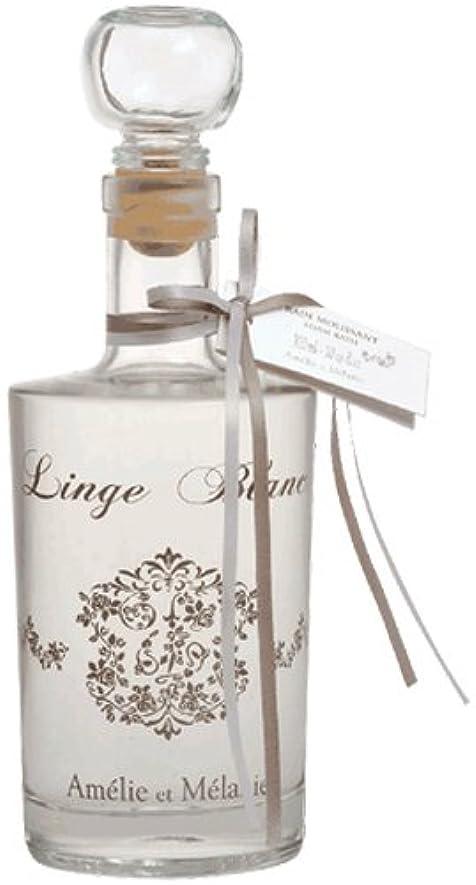 豊富なスクワイア染料Amelie et Melanie(アメリー&メラニー) Linge Blanc(リネンブランシリーズ) ボディウォッシュ 300ml 3420070207067