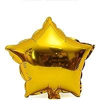 18インチスターバルーン箔バルーンマイラーバルーンパーティーデコレーションバルーン誕生日夏屋外パーティーウェディングインテリアエアーマイラーバルーン