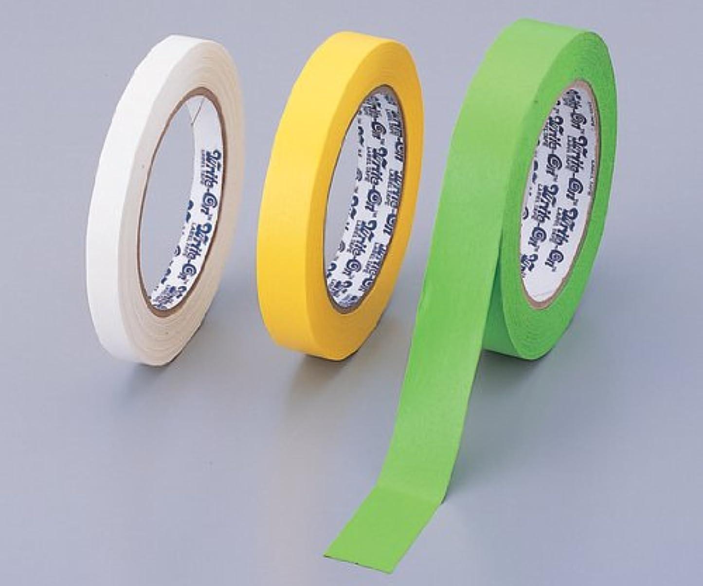 床を掃除するシーサイド手つかずのアズワン ライトオン(R)テープ 12.7mm 白 /5-5047-01