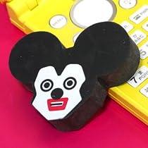 Cubic Mouth/キュービックマウス【ミッキー】フェイス型ダイカット消しゴム ディズニーキャラクター文房具