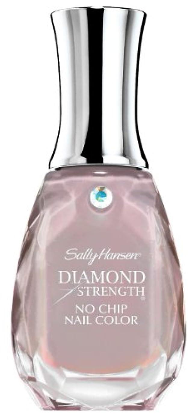 報告書にじみ出るカバーSALLY HANSEN DIAMOND STRENGHT NO CHIP NAIL COLOR #180 TOGETHER FOREVER
