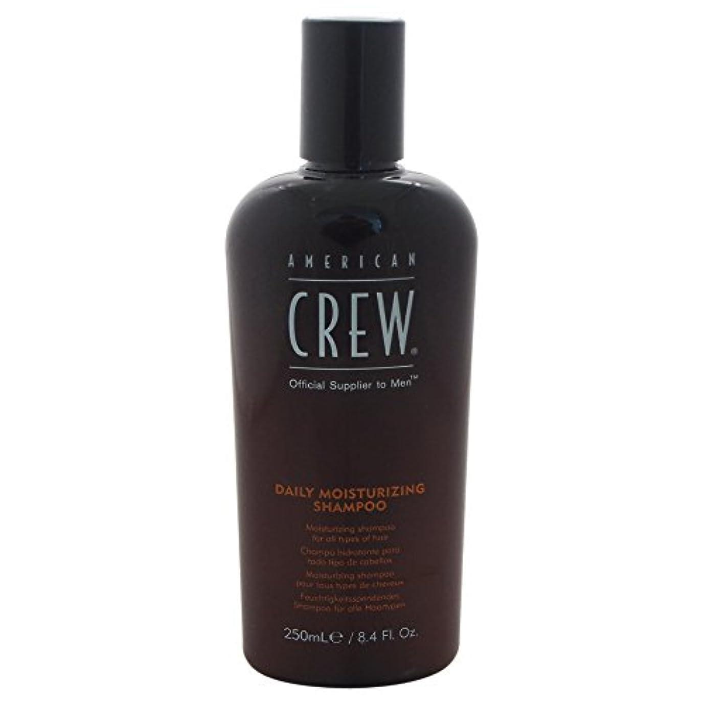 カーペットポンド球状American Crew Daily Moisturizing Shampoo [並行輸入品]