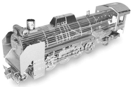 メタリックナノパズル D51-498号機形蒸気機関車 TMN-20