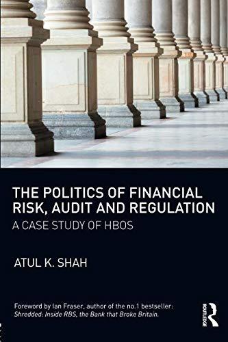 Download The Politics of Financial Risk, Audit and Regulation 1138042358