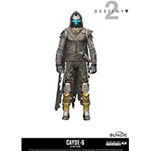 McFarlane Toys Destiny 2 Cayde 6 Collectible Action Figure