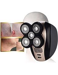 男性用電動シェーバー充電式ロータリーシェーバーノーズヘアトリム洗顔