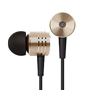 [シャオ米]Xiaomi 2nd Piston Earphone Ii New Original Gold Headphone Headset Earbud with Remote&Mic for Smartphone -  Gold(海外直送品)