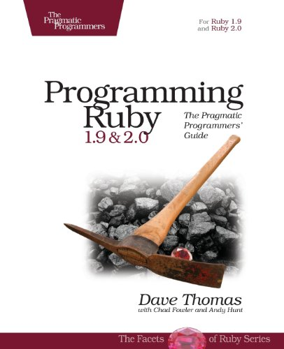 Programming Ruby 1.9 & 2.0: The Pragmatic Programmers' Guide (The Facets of Ruby)の詳細を見る