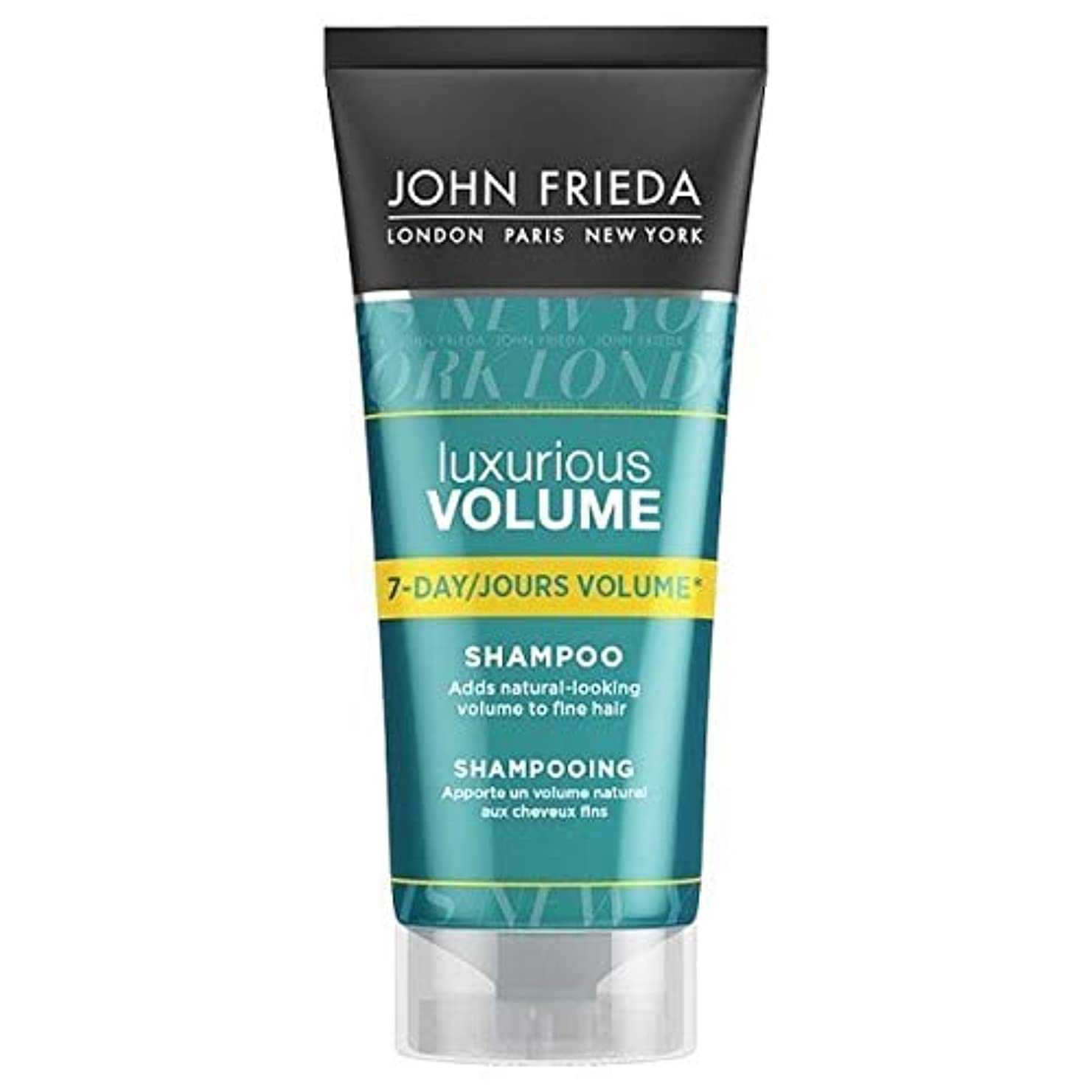 手つかずの東方見る[John Frieda ] ジョン?フリーダ贅沢なボリューム肥厚シャンプー50ミリリットル - John Frieda Luxurious Volume Thickening Shampoo 50ml [並行輸入品]