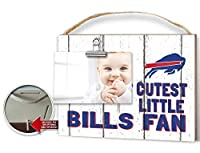 KH Sports Fan Clip It Weathered Baby Logo Photo Frame Buffalo Bills [並行輸入品]