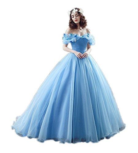 演奏会 発表会 ロングドレス  タキシード フォーマル パーティードレス 結婚式 披露宴 カラードレス パーティー シンデレラードレス 小さい・大きいサイズあり (M)