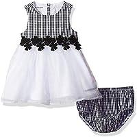 Calvin Klein Baby Girls 2 Pieces Dress Set