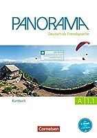Panorama in Teilbanden: Kursbuch A1.1