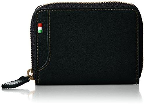 [ミラグロ] 財布 小銭入れ コインケース ボックス型 ラウンドファスナー タンポナートレザーシリーズ CA-S-530