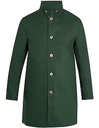 (マッキントッシュ) Mackintosh メンズ アウター コート Bonded-cotton overcoat [並行輸入品]