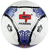 Perrini Tacno材質公式サイズ5サッカーボールブルーとブラック