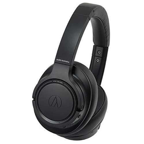オーディオテクニカ ハイレゾ・Bluetooth対応 ダイナミック密閉型ヘッドホン(ブラック)audio-technica ATH-SR50BT-BK