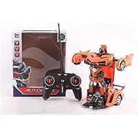 Smartroman 変形された警察の車の子供のおもちゃ、クリスマスのギフト教育玩具耐久性のある カラフル