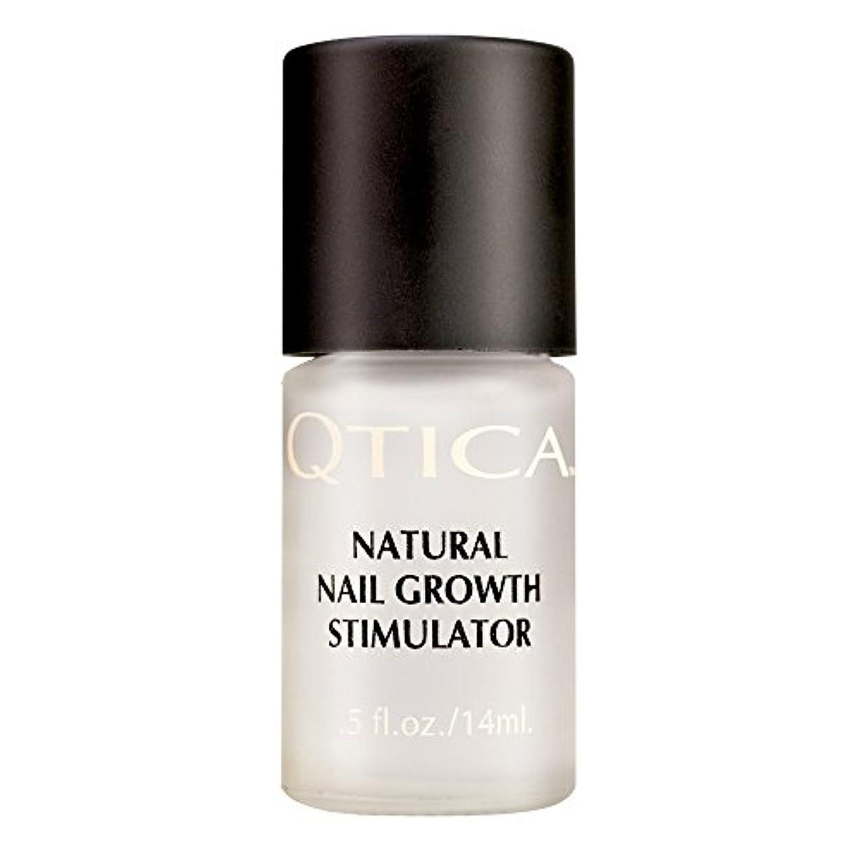 QTICA ナチュラルネイルグロース スティミュレーターベースコート 14ml