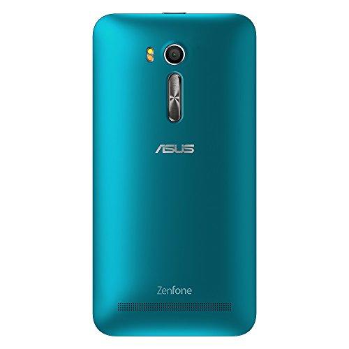 ASUS ZenFone Go SIMフリースマートフォン (ブルー/5.5インチ)【日本正規代理店品】(Snapdragon400/2GB/16GB/au VoLTE対応)ZB551KL-BL16/A