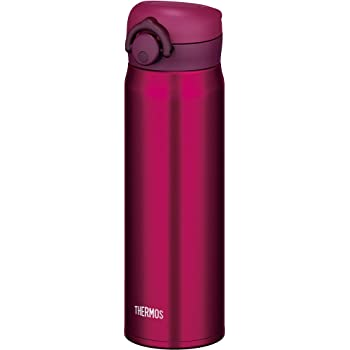 サーモス 水筒 真空断熱ケータイマグ 【ワンタッチオープンタイプ】 500ml ワインレッド JNR-500 WNR