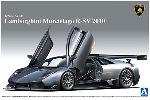 1/24 スーパーカー No.11 ランボルギーニ ムルシエラゴ R-SV 2010
