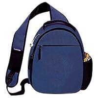 "Yens ® Fantasybag "" Global "" mono-strapパック、6bp-09 6BP-09 Denim Blue"