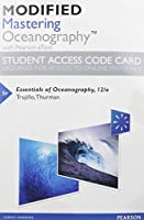 Modified Mastering Oceanography with Pearson eText - Standalone Access Card - for Essentials of Oceanography (12th Edition)【洋書】 [並行輸入品]