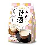 日東紅茶 米麹入りのしょうが甘酒 8本入
