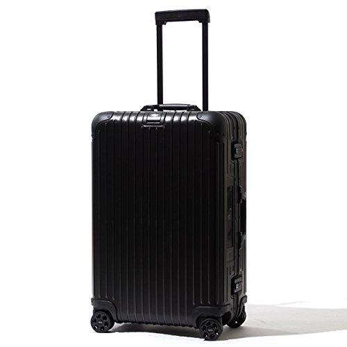 (リモワ) RIMOWA スーツケース 電子タグ仕様 TOPAS STEALTH 63 MULTIWHEEL NEW GENARATION トパーズステルス 67L [並行輸入品]