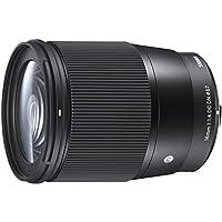 SIGMA 16mm F1.4 DC DN | Contemporary C017 | Sony Eマウント | APS-C/Super35 ミラーレス専用