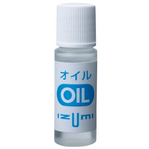 イズミ シェーバー・ヘアカッター・毛玉取り器専用オイルIZUMI OIL5